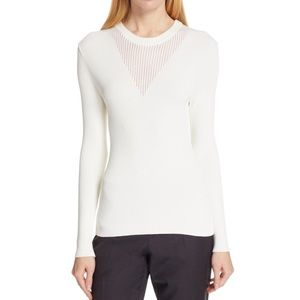 Boss Febecca Ribbed Sweater